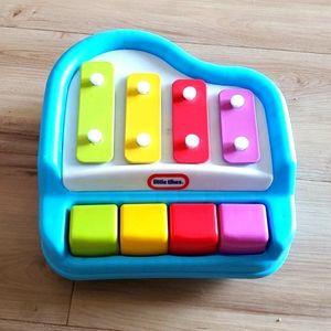 Little Tikes piano
